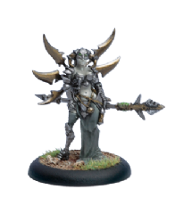 Cryx War Witch Deneghra (Alt)